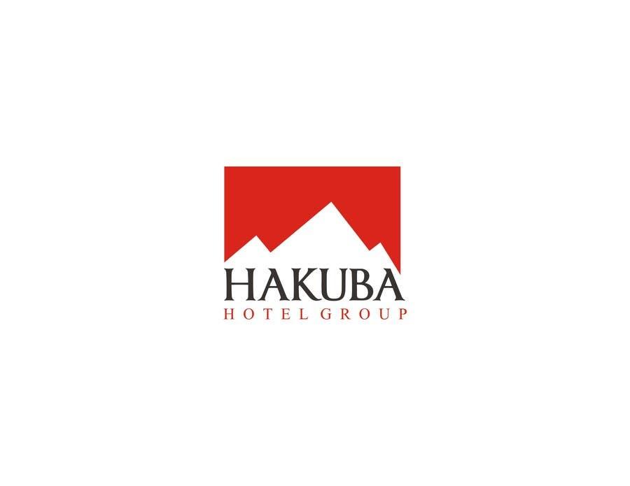 Inscrição nº 52 do Concurso para Logo Design for Hakuba Hotel Group