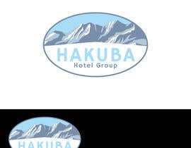 #72 para Logo Design for Hakuba Hotel Group por AnaKostovic27