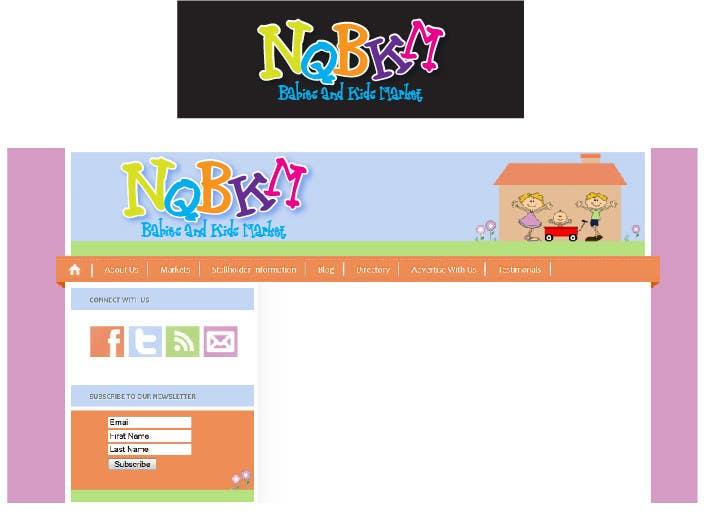 Proposition n°                                        35                                      du concours                                         Logo Design for NQBKM