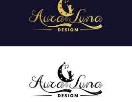 #90 für Aura Luna Design Logo Design von trishansaha43