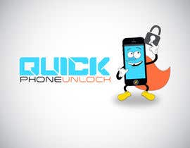#28 untuk Logo Design for Cellphone Unlocking Company oleh FEDERICOSAEZ