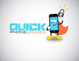 #29 untuk Logo Design for Cellphone Unlocking Company oleh FEDERICOSAEZ