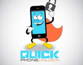 #31 para Logo Design for Cellphone Unlocking Company por FEDERICOSAEZ