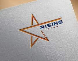 #176 para Logo Design Rising Star de amithore