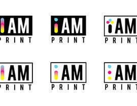 #162 for A powerful logo for I AM PRINT by eling88