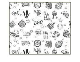 #16 cho Design pattern 740 x 220 bởi mutedmamun
