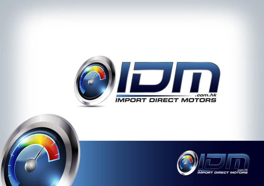 #874 for Logo Design for ID Motors by Clarify