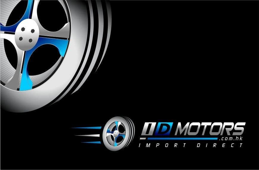 #538 for Logo Design for ID Motors by timedsgn