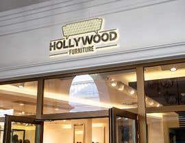 #42 for LOGO DESIGN - Hollywood furniture by zahid4u143
