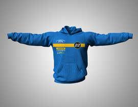 niloymajumdar tarafından Motorsport Race Team Clothing Design için no 43