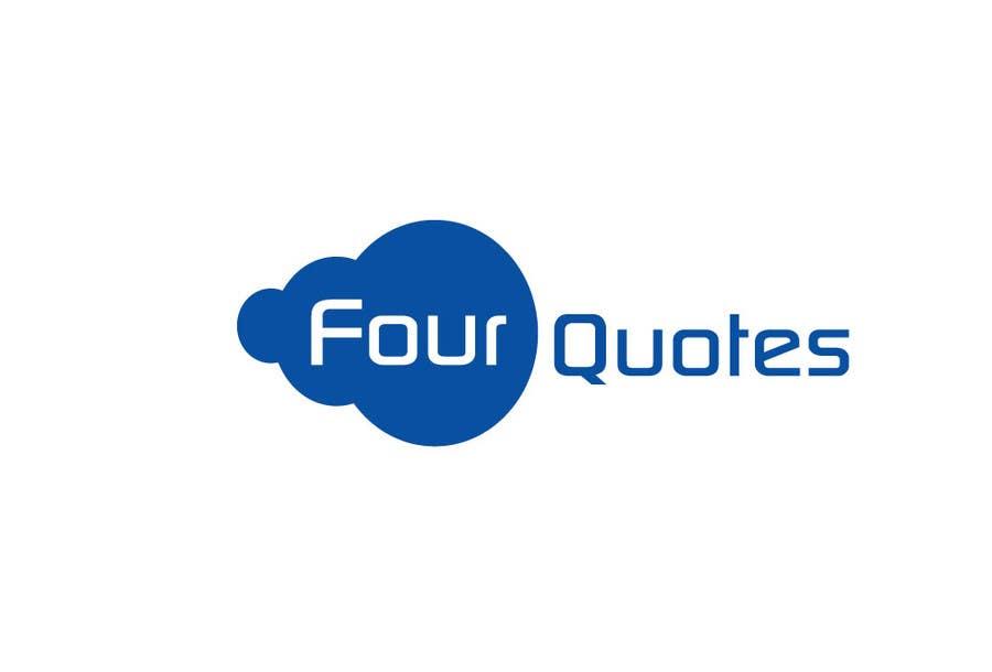 Konkurrenceindlæg #11 for Logo Design for FourQuotes