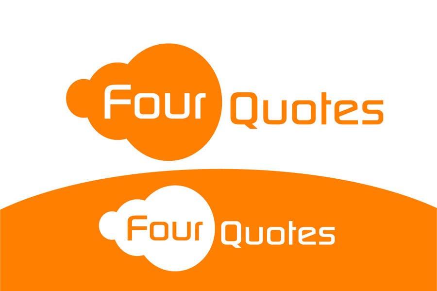 Konkurrenceindlæg #13 for Logo Design for FourQuotes