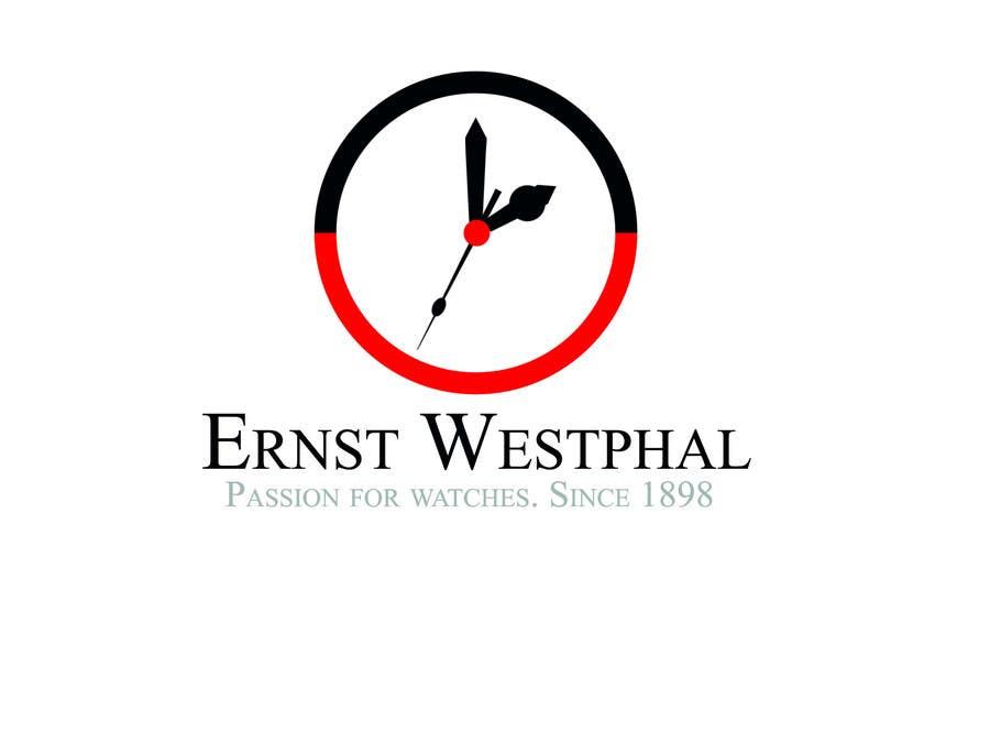Inscrição nº                                         11                                      do Concurso para                                         Logo Re-Design for Ernst Westphal