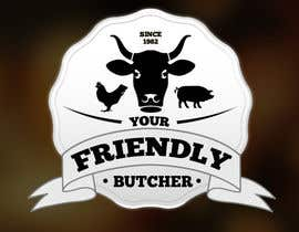 #31 cho Design a Logo for Your Friendly Butcher bởi webbymastro