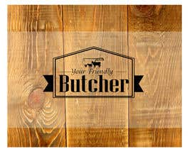 OksanaPinkevich tarafından Design a Logo for Your Friendly Butcher için no 21