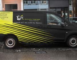 #89 for Vehicle Wrap Design for HVAC company af Ahmed9Hamdy