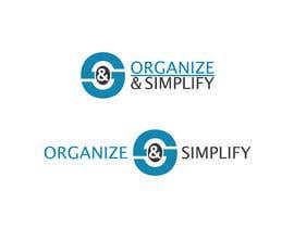 #120 cho Create a logo for my business, Organize & Simplify. bởi SAsarkar