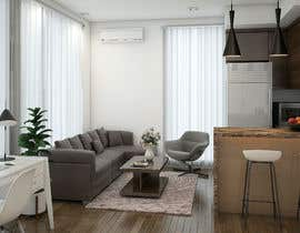 #115 for Design room layout for two 300 sq ft studio apartments by rasheda88