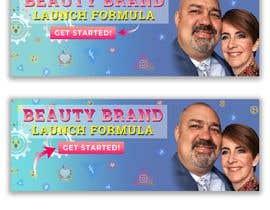 Nro 42 kilpailuun Facebook Banner and Side Photo käyttäjältä creativeranaa