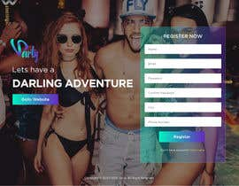 #67 for Website Design and UI-- Landing Page by wiqar