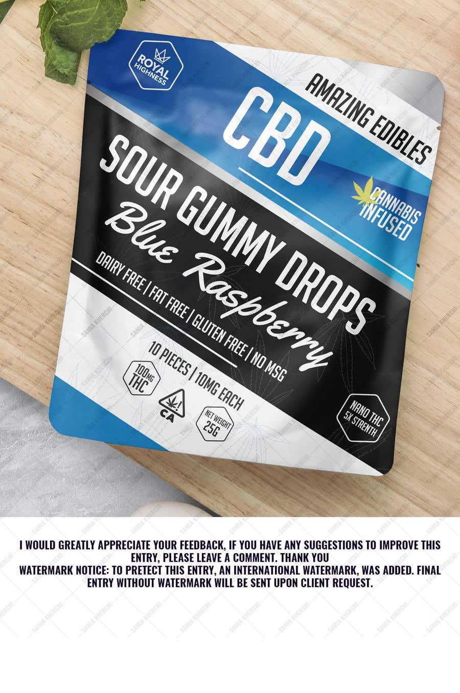 Bài tham dự cuộc thi #                                        46                                      cho                                         Gummy Packaging Designs