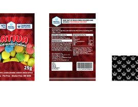 #47 for Gummy Packaging Designs by ganygx