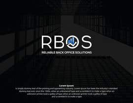 #443 for RBOS logo design by rufom360