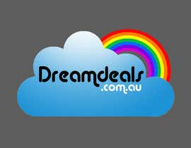 #107 para Logo Design for www.dreamdeals.com.au por kittikann