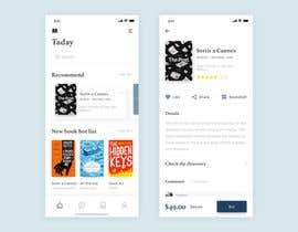 #1 for UX/UI for mobile speed reading app by noman13manzoor