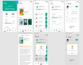 #33 for UX/UI for mobile speed reading app by noman13manzoor