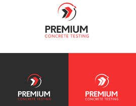 #66 for Design a Logo for a Concrete Testing Company by chowdhuryf0