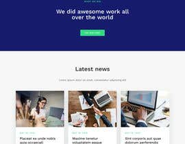 #20 for Create / Clone company website by Sid739