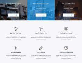 nº 17 pour Create / Clone company website par mnislamsaju2
