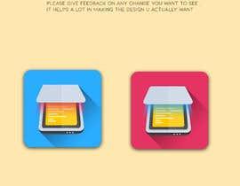 nº 29 pour App Icon for iOS Scanner App par rajangupta1906