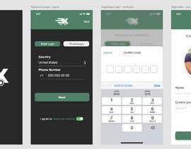 Nro 11 kilpailuun Screen design käyttäjältä alfonsoverlezza