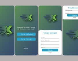 Nro 10 kilpailuun Screen design käyttäjältä Mirazhawlader