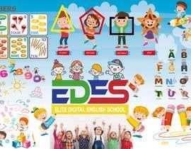 Nro 20 kilpailuun Design the walls of our primary school käyttäjältä abusaeid74