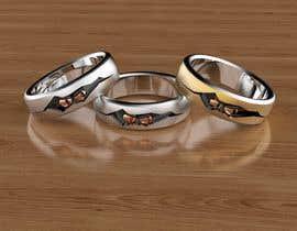 nº 13 pour Jewelry Ring Designs Rhino .stl par jepargibay
