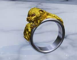 #59 для Jewelry Ring Designs Rhino .stl от jepargibay