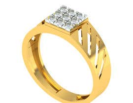 nº 52 pour Jewelry Ring Designs Rhino .stl par poetmehedi93
