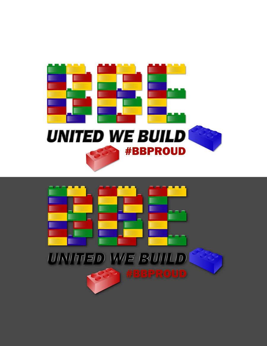 Penyertaan Peraduan #                                        6                                      untuk                                         Design a Logo Made out of Legos For Teachers