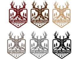 #78 for I need a hunting brand logo designed by aktherafsana513
