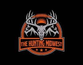 #66 for I need a hunting brand logo designed by sajib53