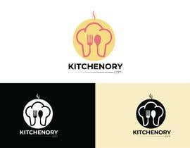 nº 19 pour Need a Logo & favicon for A Blog Site About Kitchen par rifathossainshan