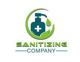 Nro 430 kilpailuun Sanitizing Company käyttäjältä Rizwandesign7