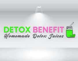 #92 untuk Detox Benefit Logo oleh maksudalam2891