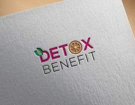 #4 untuk Detox Benefit Logo oleh mdlokman88