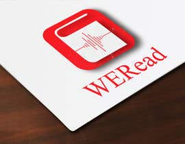 Nro 18 kilpailuun Design an App Logo. a Book review Podcast App called: WERead käyttäjältä shanto8272