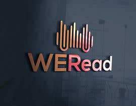 Nro 65 kilpailuun Design an App Logo. a Book review Podcast App called: WERead käyttäjältä mdsorwar306