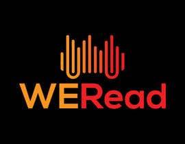 Nro 67 kilpailuun Design an App Logo. a Book review Podcast App called: WERead käyttäjältä mdsorwar306
